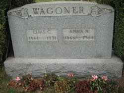 Anna M Wagoner