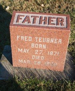 Fred Teubner