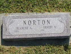 Blanche A. <I>Fuller</I> Hause Norton