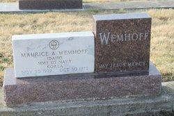 Maurice A Wemhoff