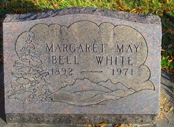 Margaret May <I>Bell</I> White