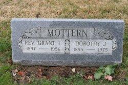 Dorothy J Mottern