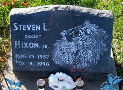 """Steven L. """"Digger"""" Hixon, Sr"""