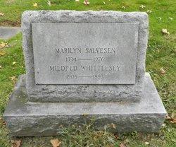 Marilyn <I>Whittlesey</I> Salvesen