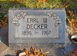 Earl W. Decker