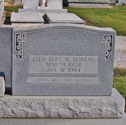 Ella Bert M. Moreau