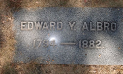 Edward Y Albro