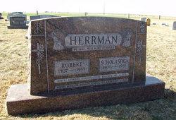 Scholastica <I>Koenigs</I> Herrman