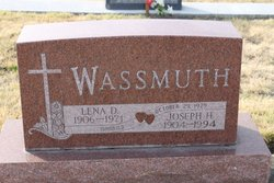 Lena Dorothy <I>Wassmuth</I> Wassmuth