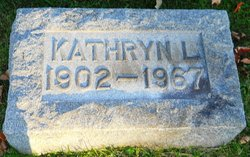 Kathryn Louise Finnical