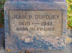 Jean P. Dupouey