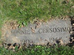 Minnie Cersosimo