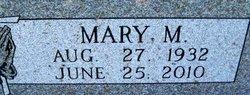 Mary M. <I>Zetty</I> Bookless