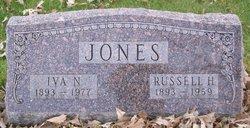 Russell H Jones