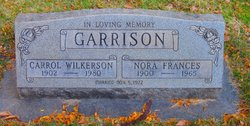 Nora Frances Garrison