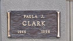 Paula J Clark