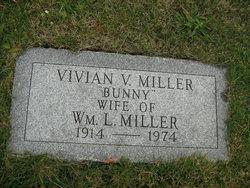 """Vivian V """"Bunny"""" Miller"""