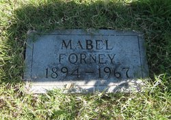 Mabel Forney