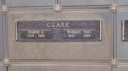 Warren Paul Clark
