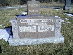 Mary A <I>Brownridge</I> Bailey