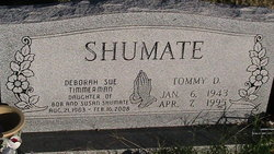 Tommy D Shumate