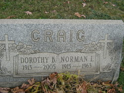 Dorothy B Craig