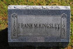 Frank M Kingsley