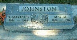"""Henry Sylvester """"Sylvester"""" Johnston"""