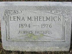 Lena Mae <I>Pennington</I> Helmick