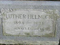 Luther John Helmick Sr.