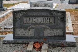 Louise <I>Faulkner</I> Luquire