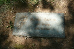 Alvah Adkins