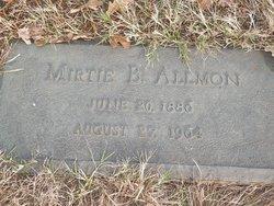 Mertie B. Allmon