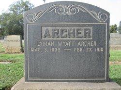Lyman Wyatt Archer