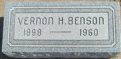 Vernon Henry Benson