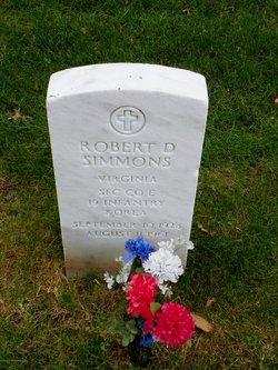 Robert Davis Simmons