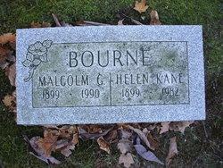 Helen Mae <I>Kane</I> Bourne