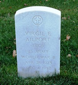 Virgil Edward Ailport