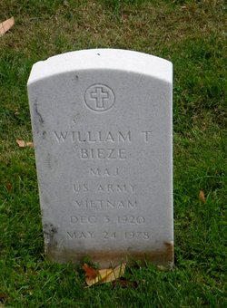 William T Bieze