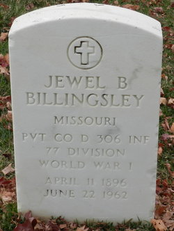 Jewel Bertram Billingsley