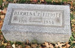 Hermena <I>Paley</I> Elliott