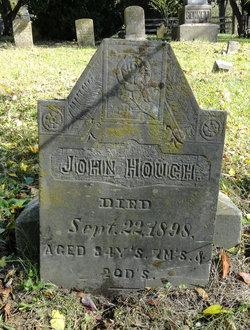 John P. Hough