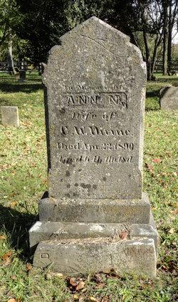 """Ann Noland """"Annie"""" <I>Hurdell</I> Divine"""