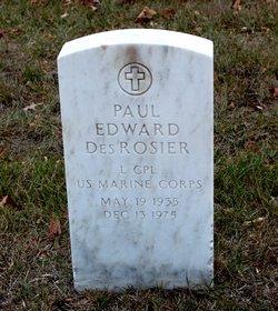 Paul Edward DesRosier