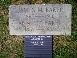 Anna Eliza <I>Jacobs</I> Baker