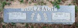 Alease R Holzbach