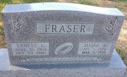 Mamie M <I>Morrissette</I> Fraser