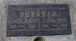 Harold Ashley Burnham