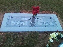 Marilyn <I>Coffey</I> Franklin