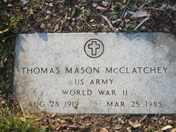 Thomas Mason McClatchey